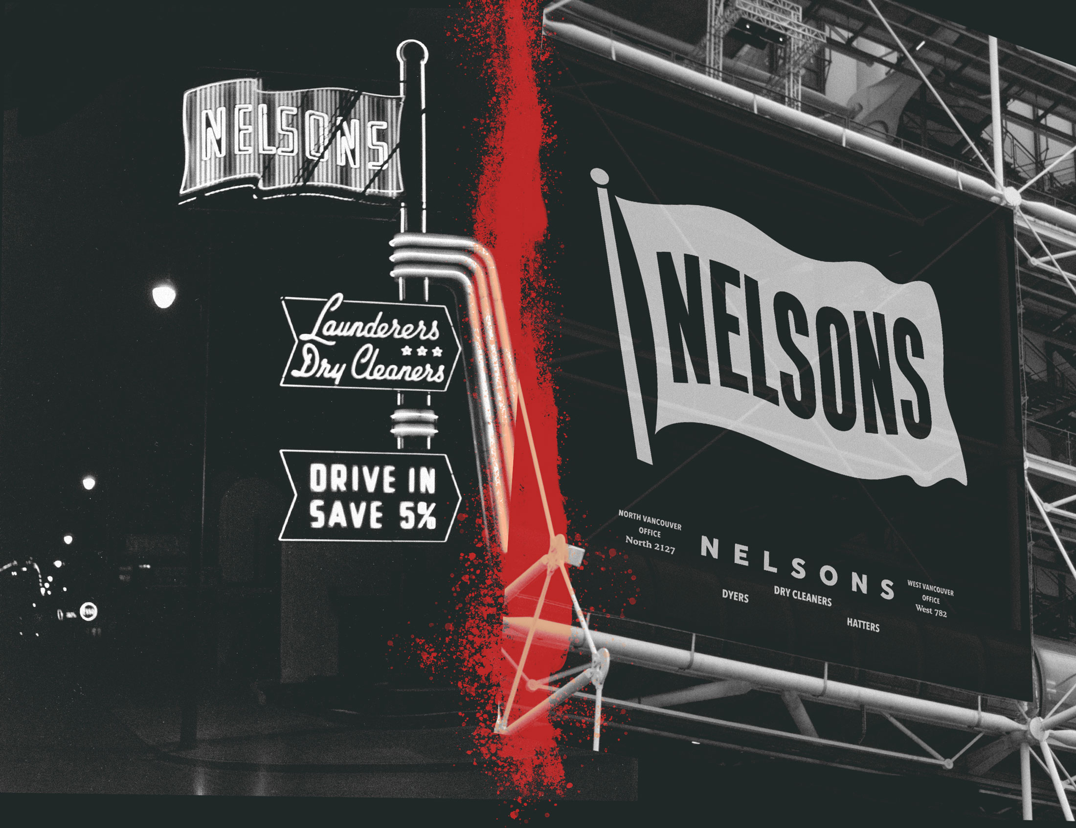 Nelsons Laundries